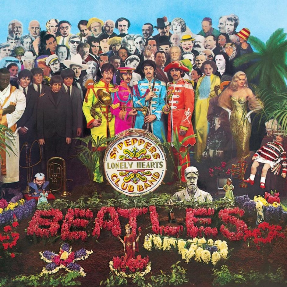 BEATLES (THE) - sgt peppers (original)