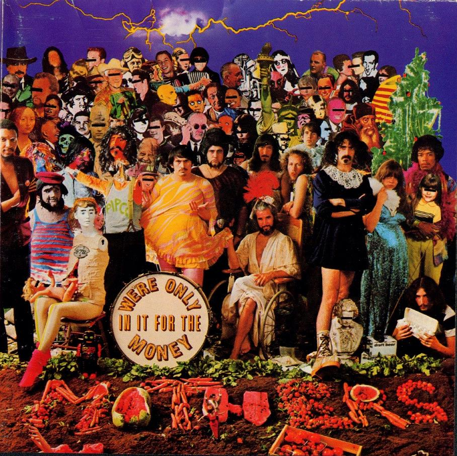 BEATLES (THE) - sgt peppers (zappa & mothers)