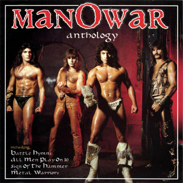 Manowar-Anthology