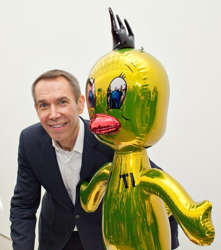 queen-jeff-koons