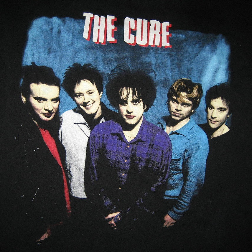 THE CURE – ACE BOOTLEGS
