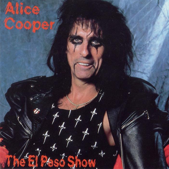 Alice Cooper El Paso Tx 1980 Ace Bootlegs