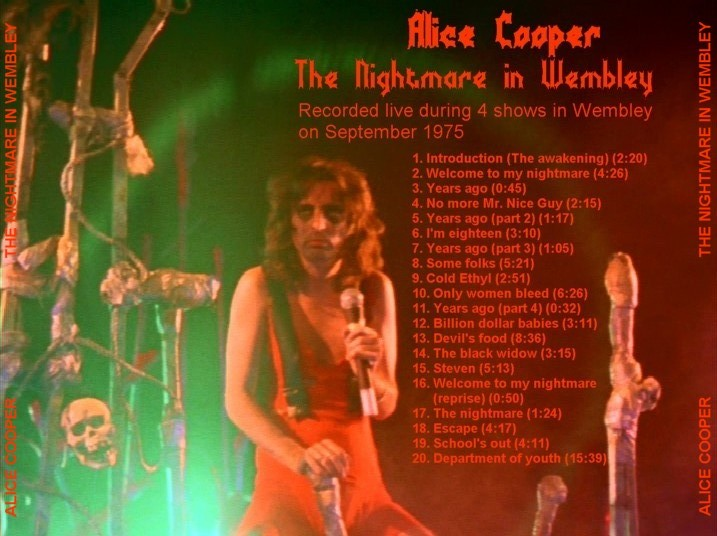 ALICE COOPER-The_nightmare_in_Wembley-back