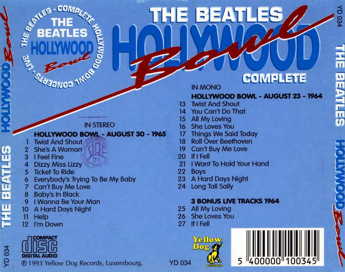 1965-08-30 - Hollywood Bowl complete (back)