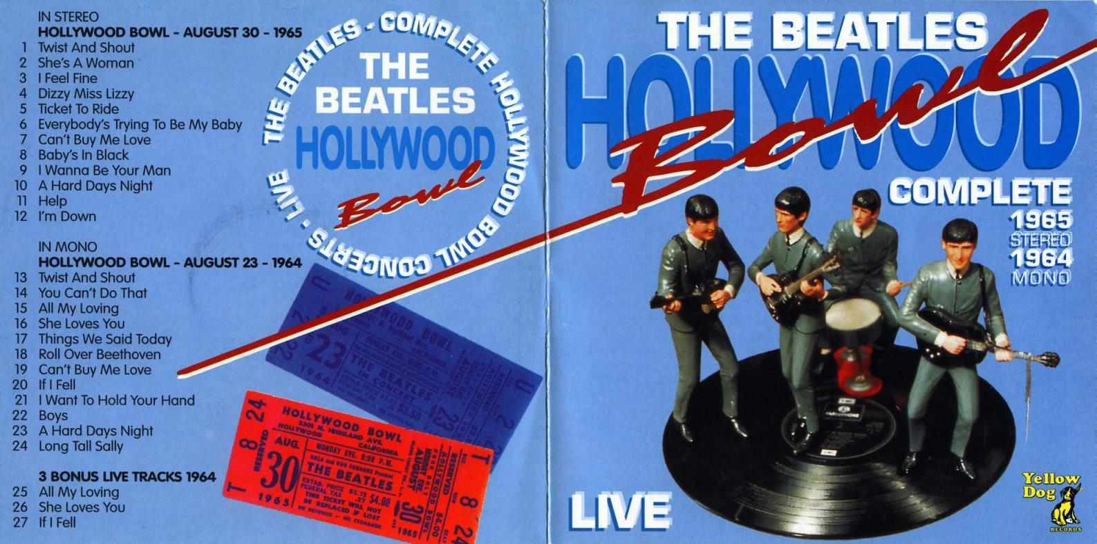 1965-08-30 - Hollywood Bowl complete (front)