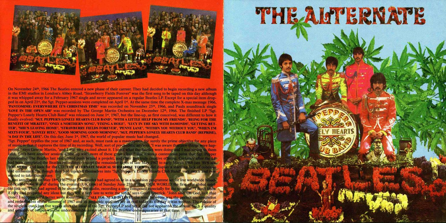 1966-1967-The_Alternate_Sgt_Pepper's-front