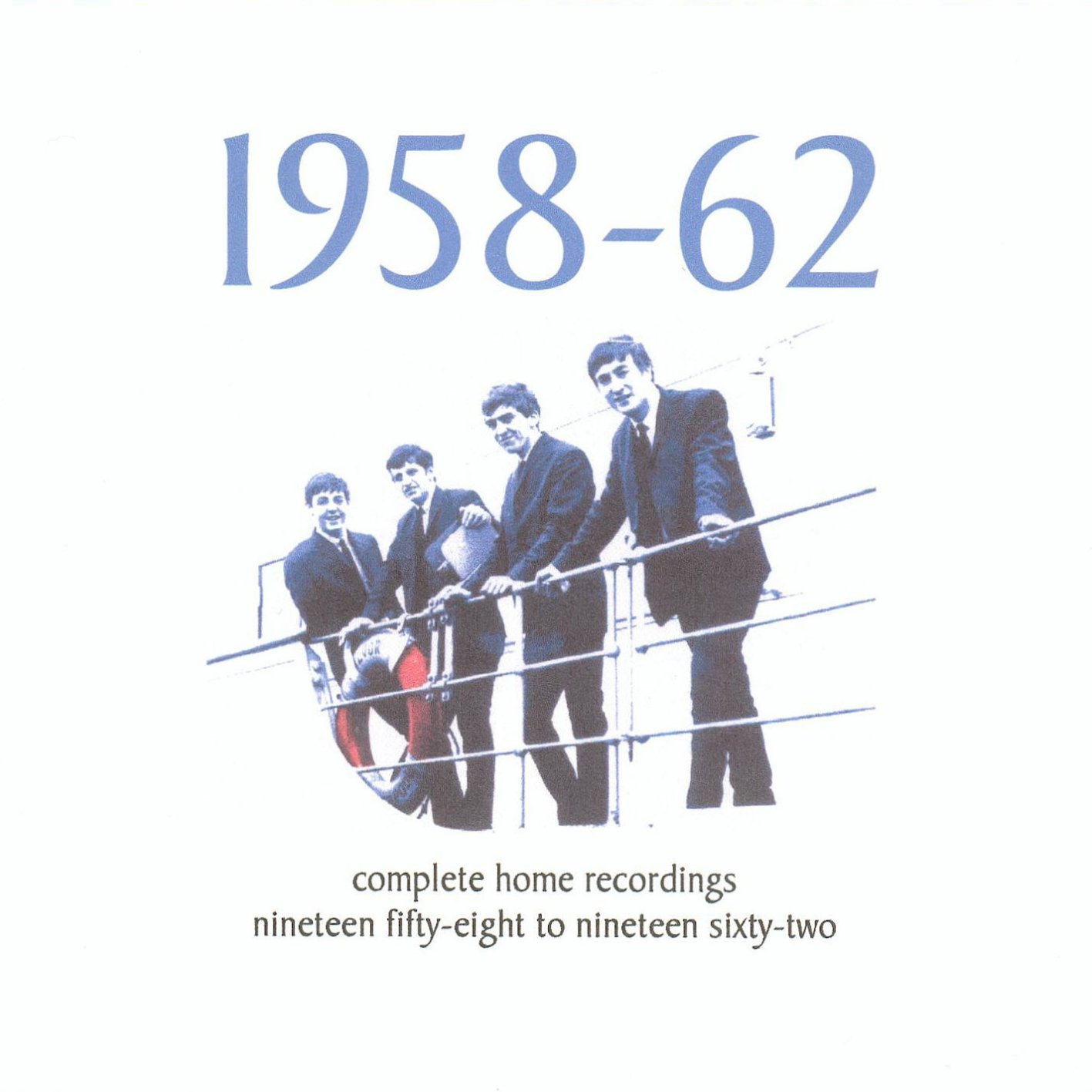 Complete Home Recordings 1958-62-front
