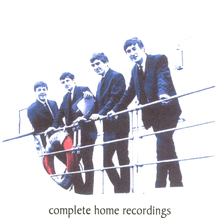 Complete Home Recordings 1958-62-main
