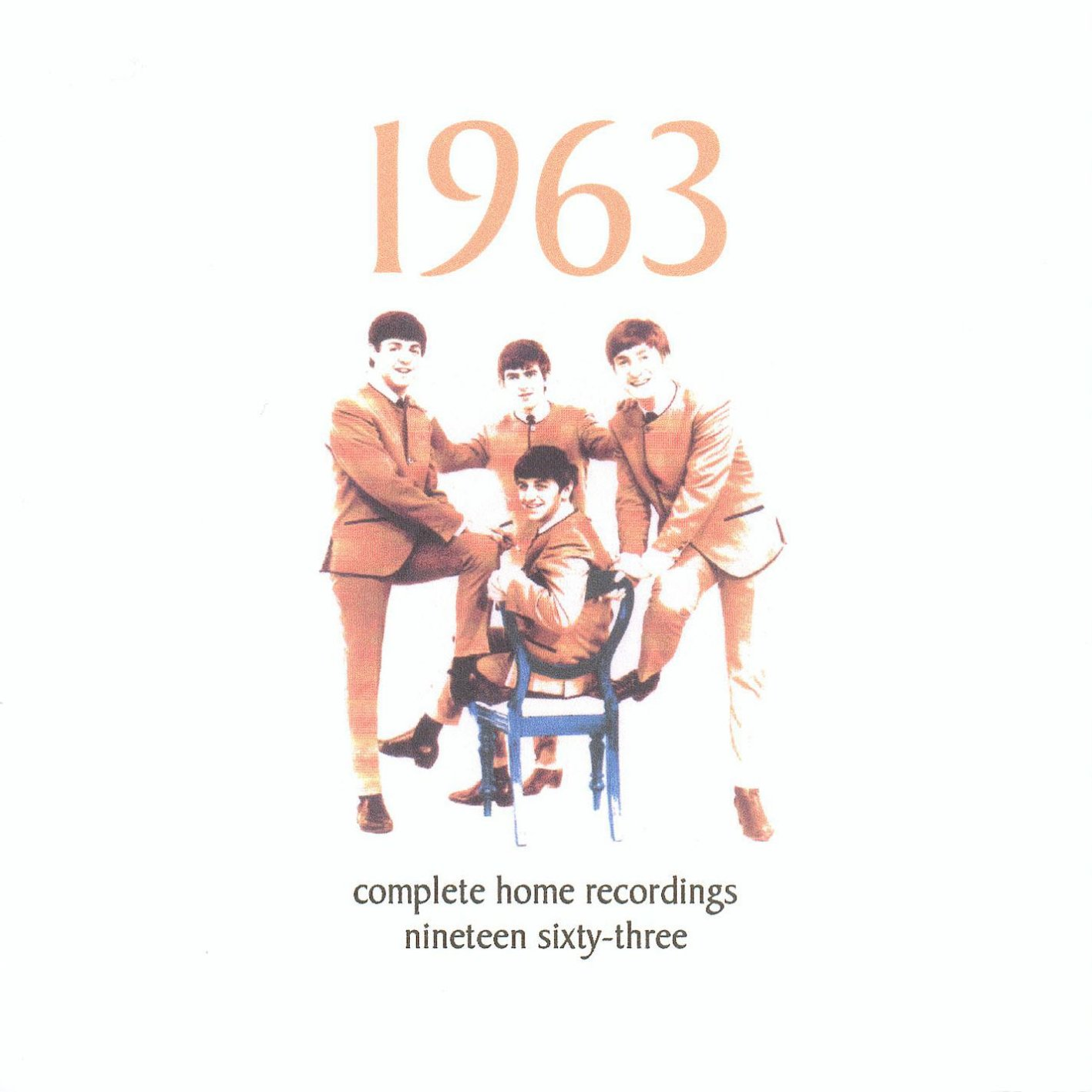Complete Home Recordings 1963-front