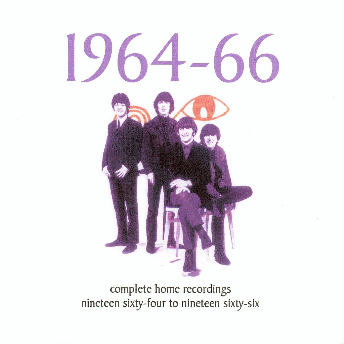 Complete Home Recordings 1964-66front