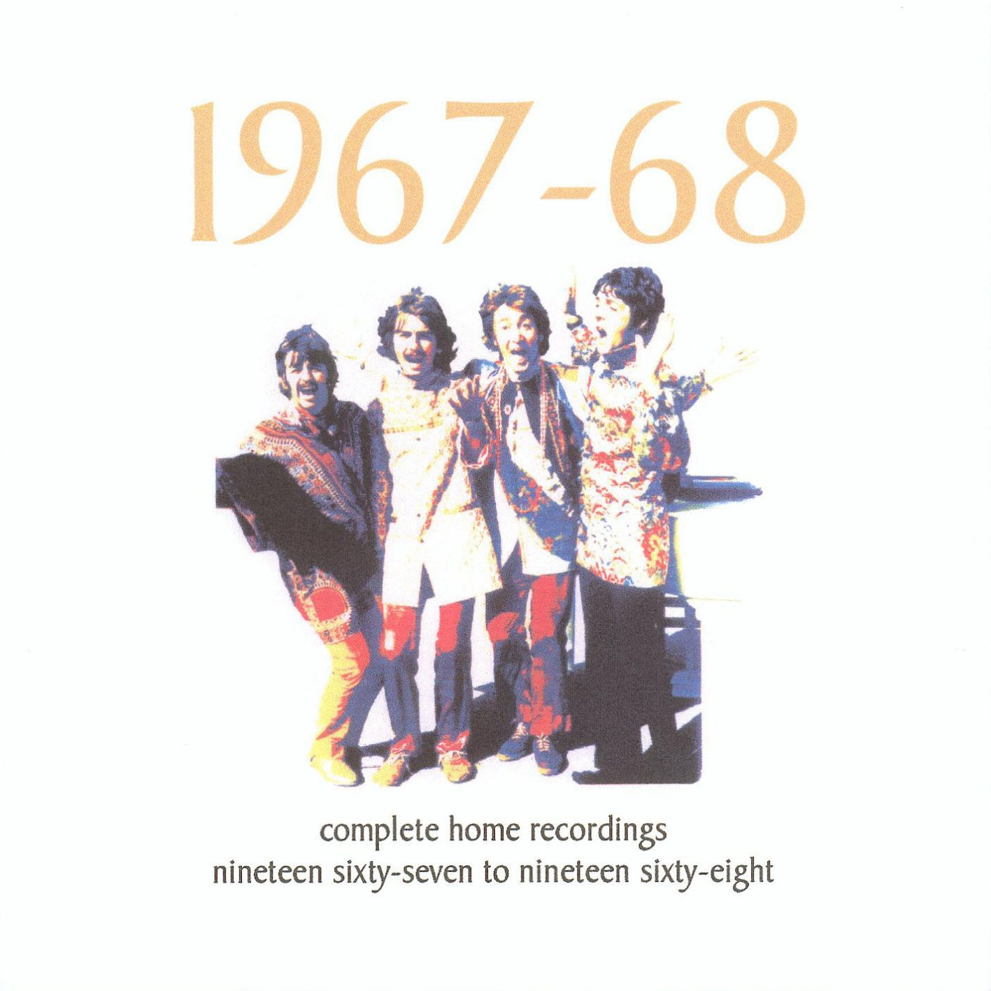 Complete Home Recordings 1967-68-front