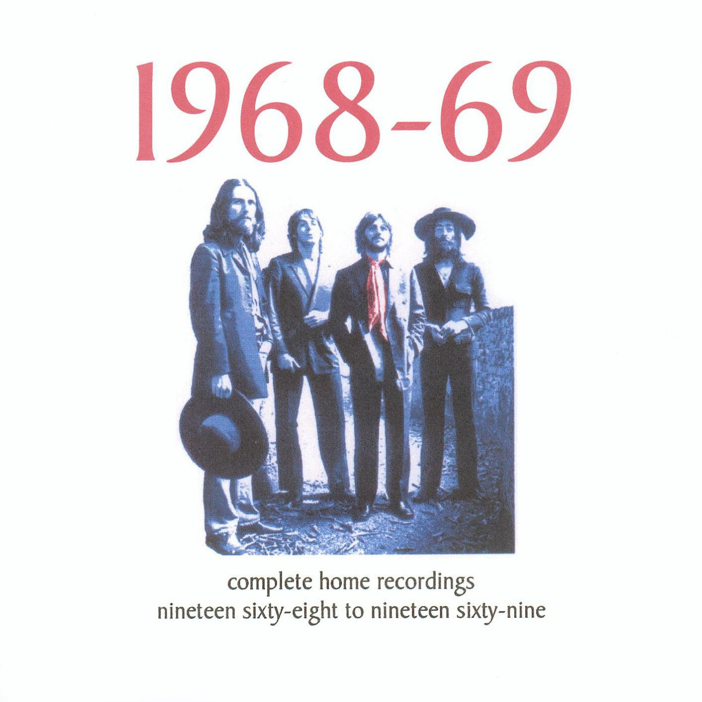 Complete Home Recordings 1968-69front