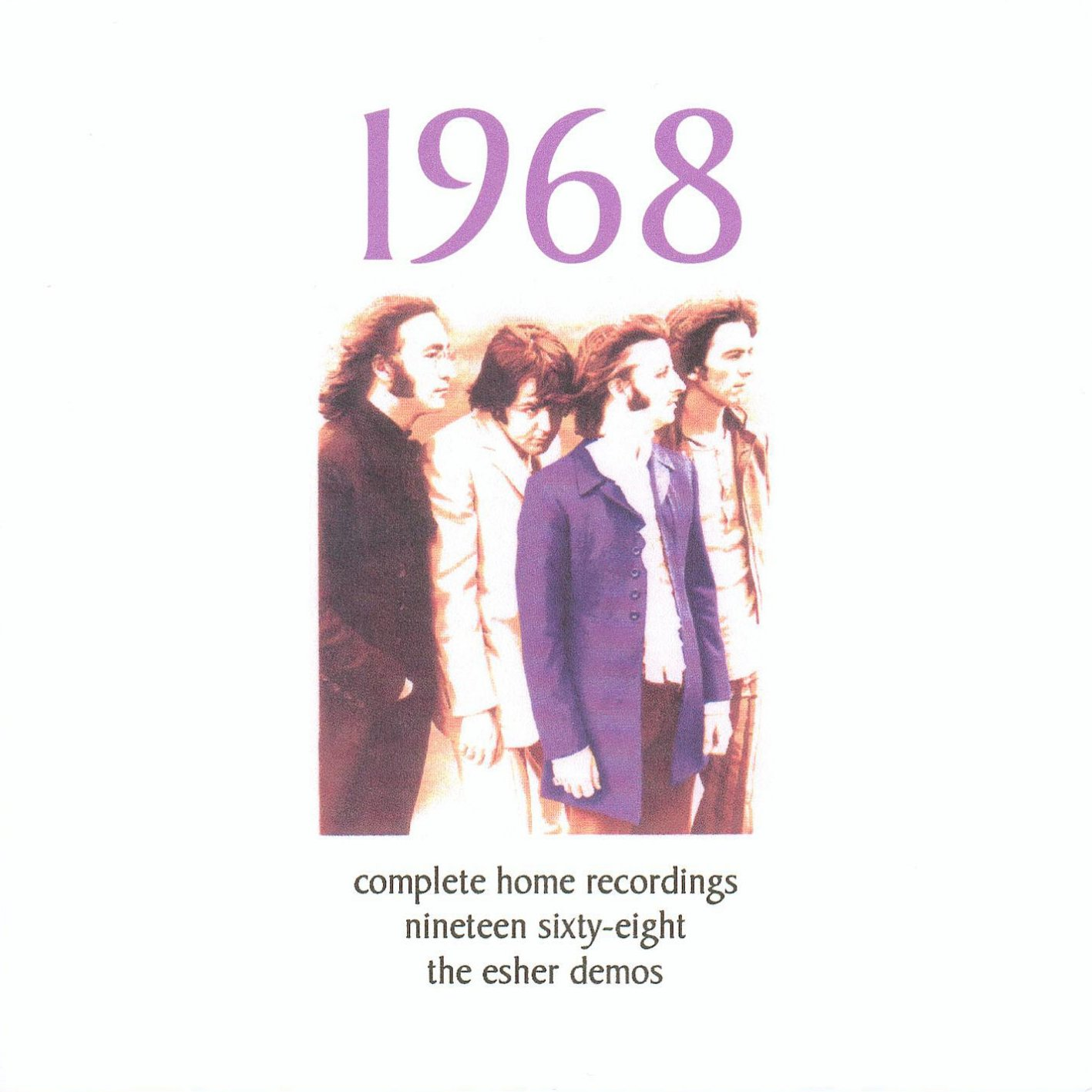 Complete Home Recordings 1968front