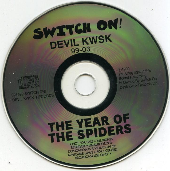 1972-05-16~23-THE_YEAR_OF_THE_SPIDERS-disc