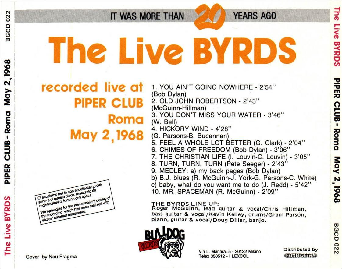 1968-05-07-THE_LIVE_BYRDS-PIPER_CLUB_ROMA-Back