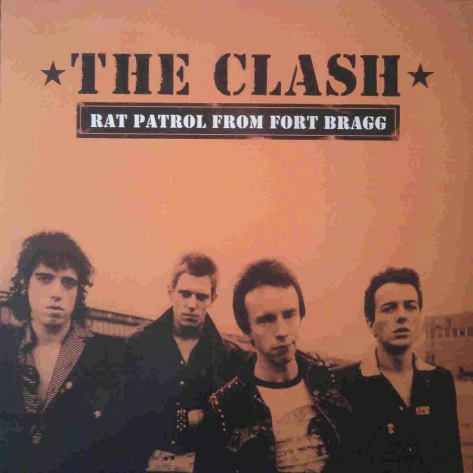 The clash the clash: rat patrol from fort bragg amazon. Com music.