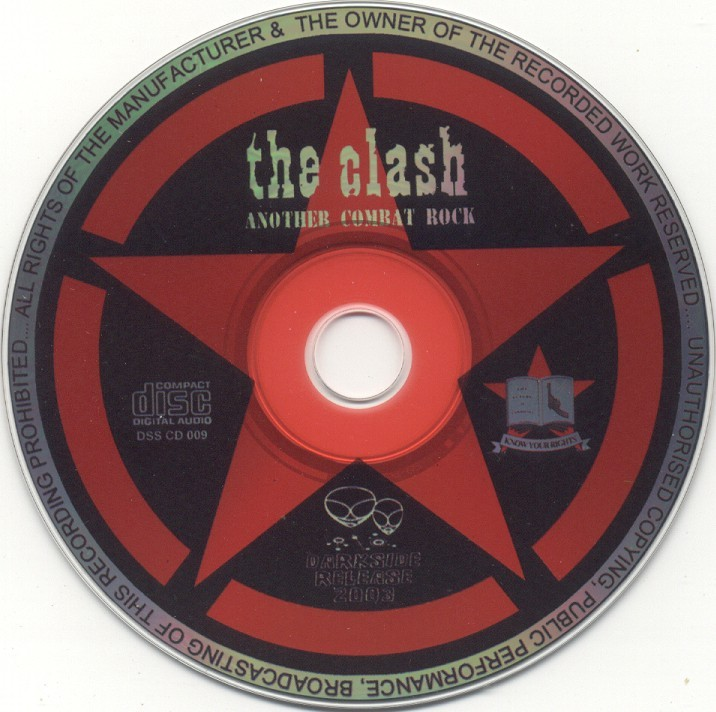 The Clash - Another Combat Rock - CD
