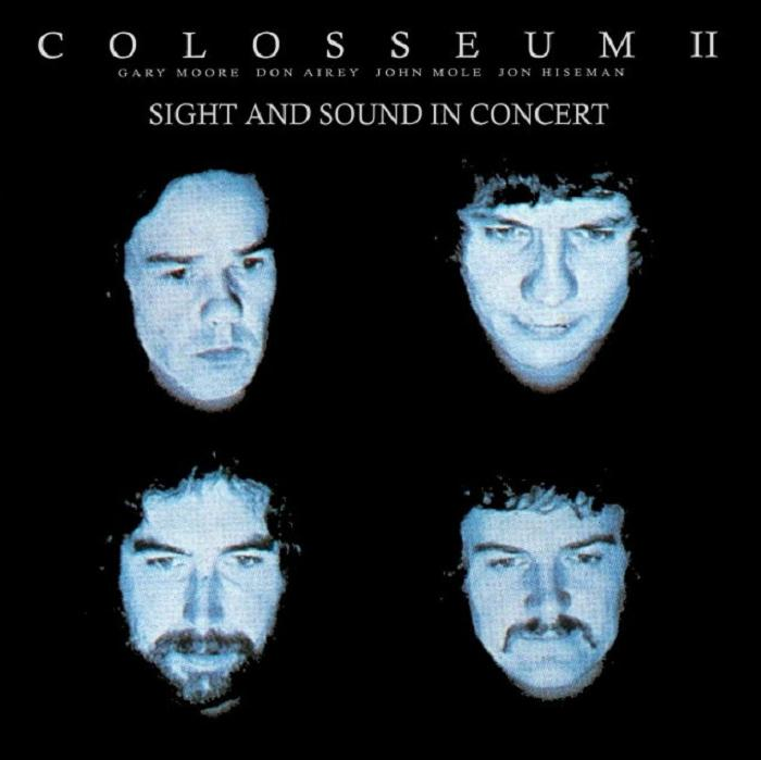 COLOSSEUM II – SIGHT AND SOUND IN CONCERT – ACE BOOTLEGS