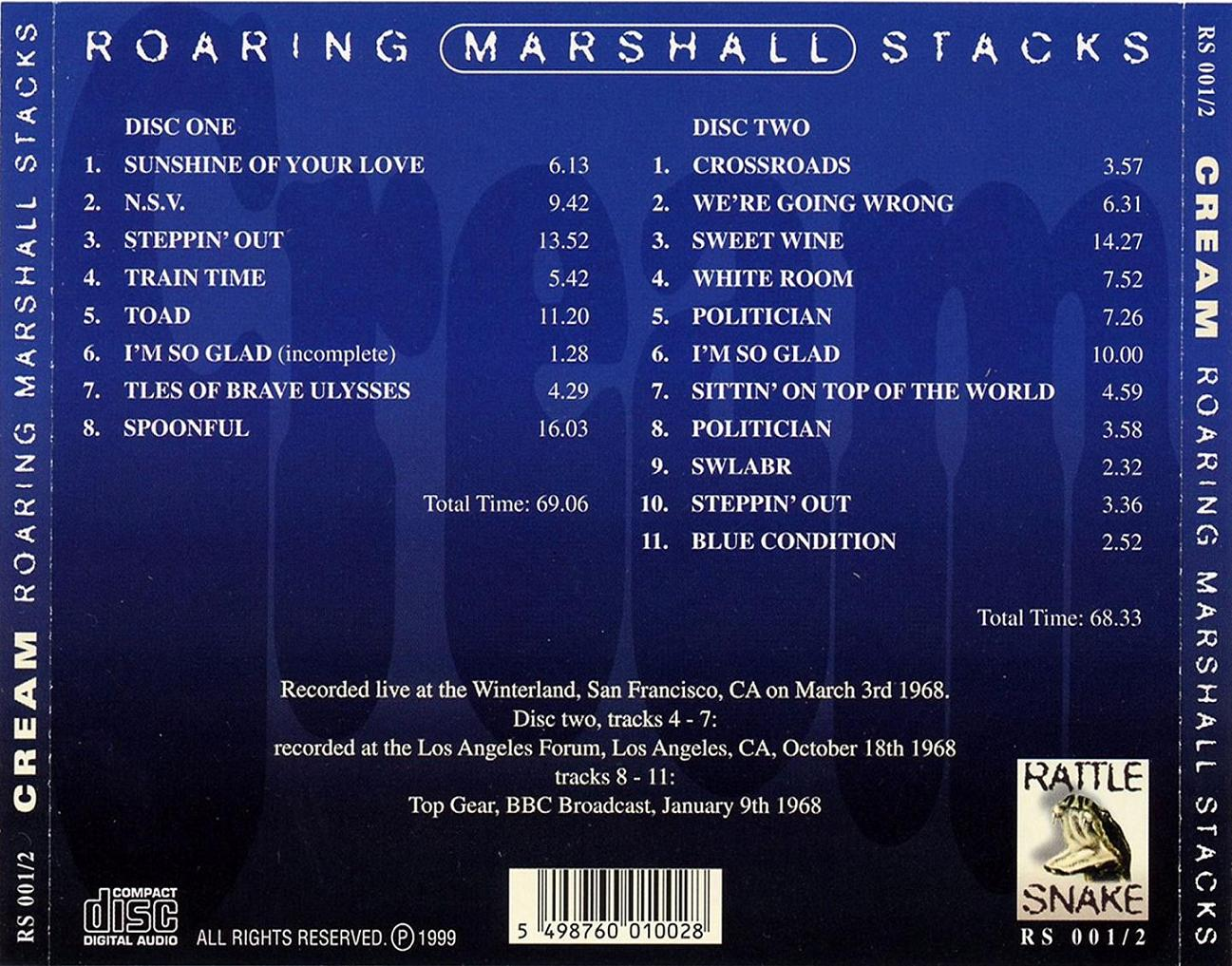 1968-03-10-ROARING_MARSHALL_STACKS-back