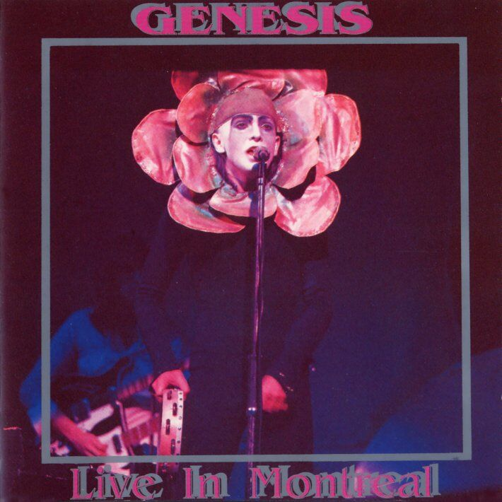 GENESIS – LIVE IN MONTREAL – ACE BOOTLEGS