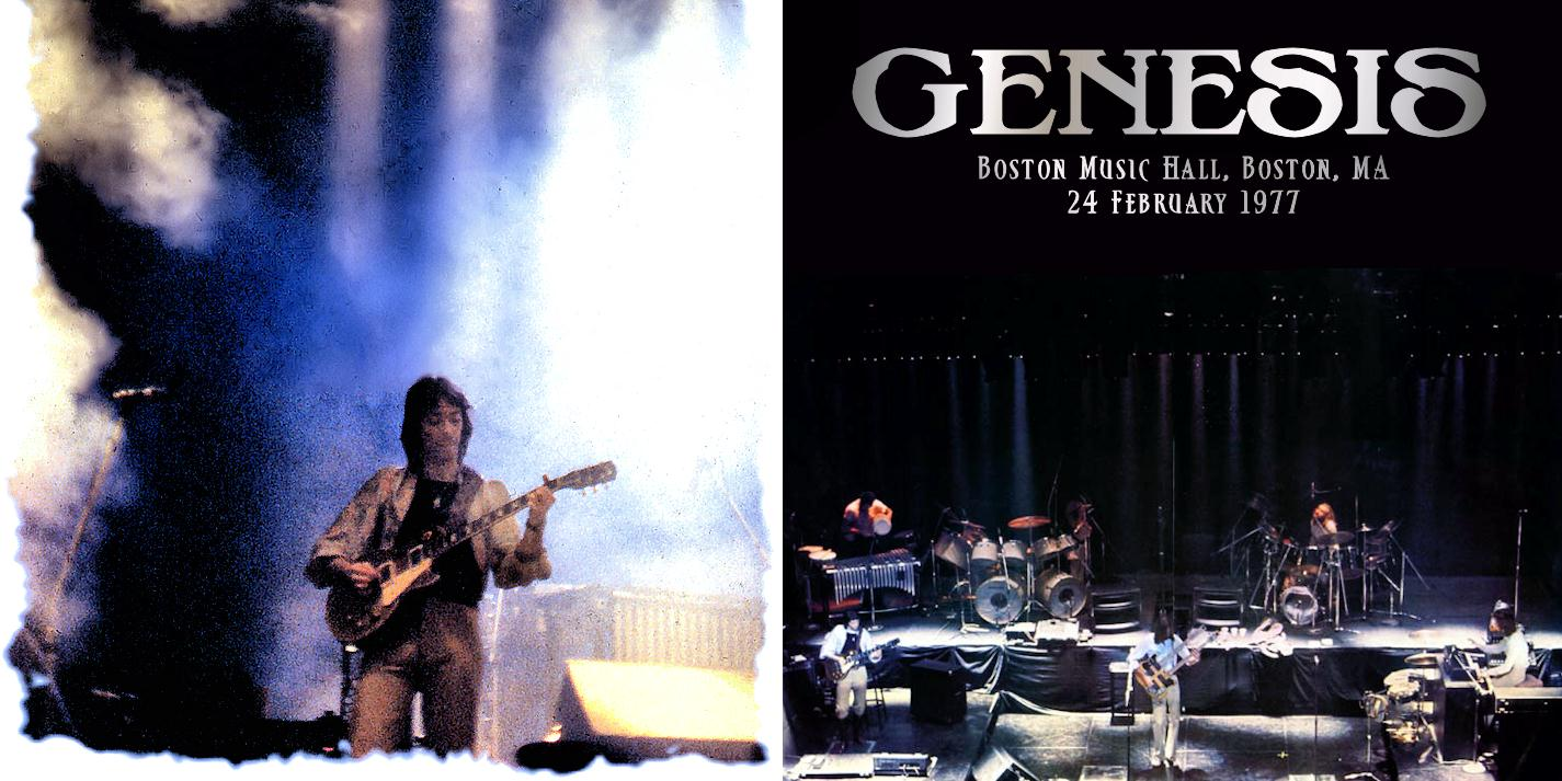 BOSTON MUSIC HALL, 24 FEBRUARY 1977