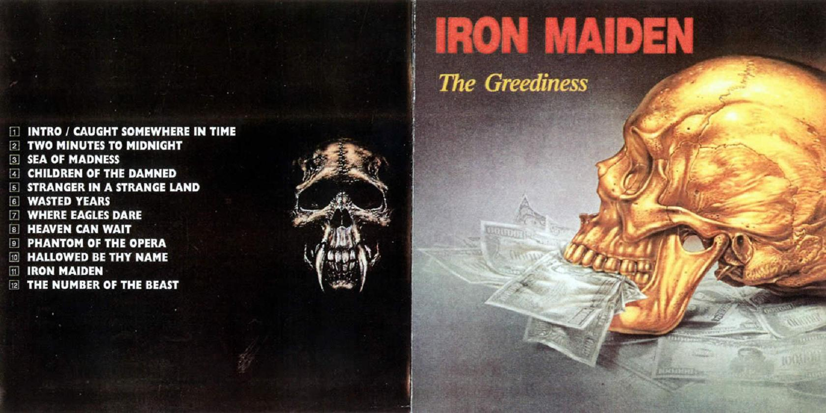 iron maiden bootlegs download