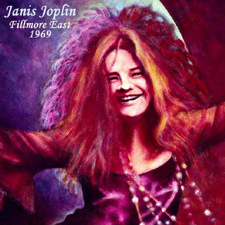 Janis Joplin Maybe Work Me Lord