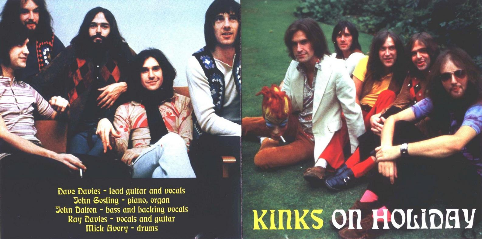 1972-01-21-KINKS_ON_HOLIDAY-front