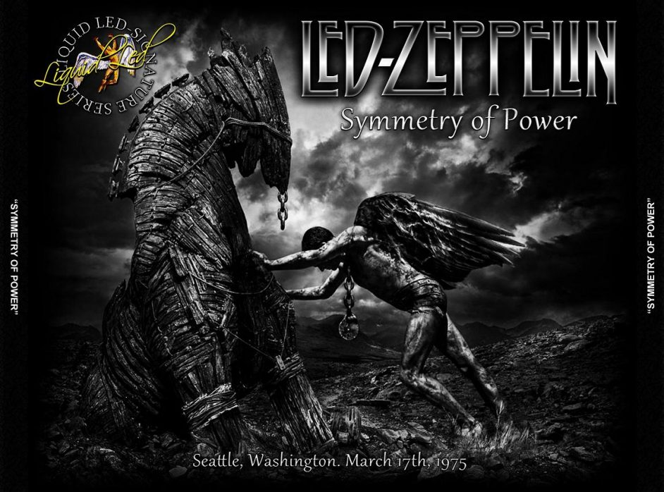 LED ZEPPELIN – THE SYMETRY OF POWER – ACE BOOTLEGS