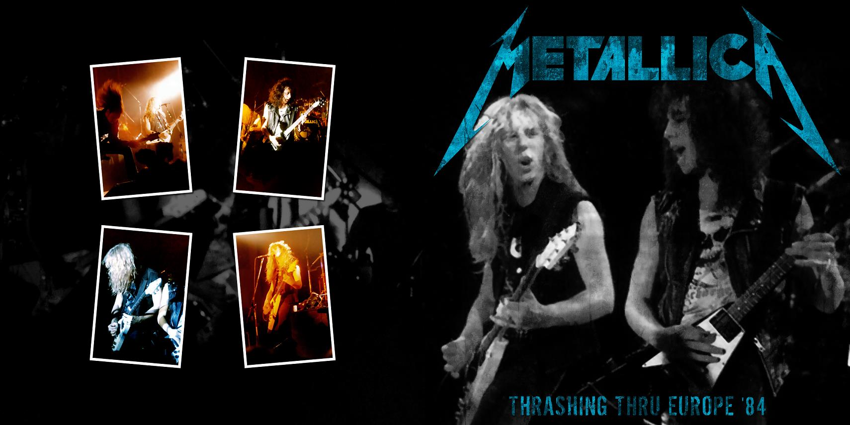 1984-12-04 - THRASHING THRU EUROPE '84 - front