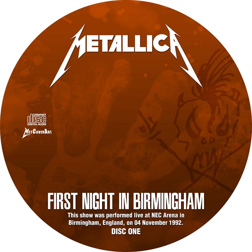 1992-11-04-First_Night_in_Birmingham-cd1