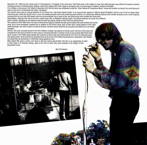 Pink Floyd Port Talbot Wales 1969 Ace Bootlegs