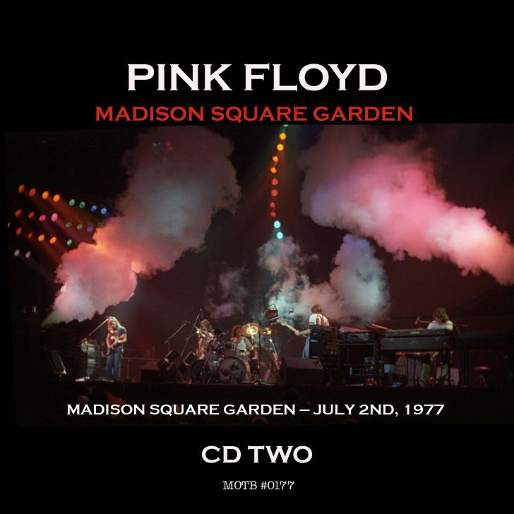 1977-07-02-MADISON SQUARE GARDEN JULY 2nd 77 (MOTB)-Disc 2