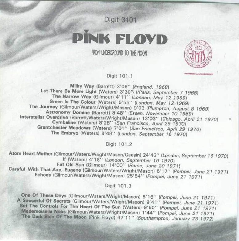 1968-1972-From_Underground_to_the_Moon-track list sheet