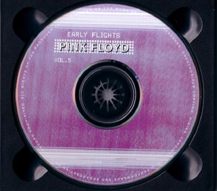 early_flights_vol-5-cd