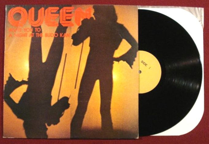 1976-04-01-Queen_Invite_You_To_A_Night_Budokan-disque