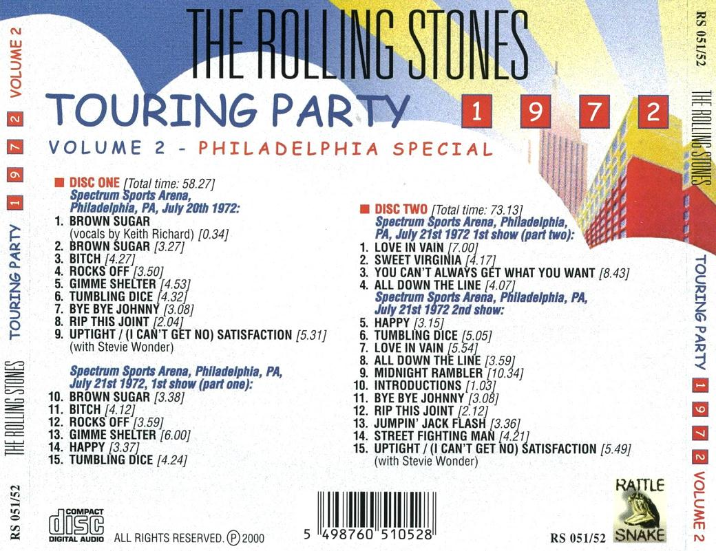 1972-06+07-Touring_Party_Bootleg-Vol 2-back