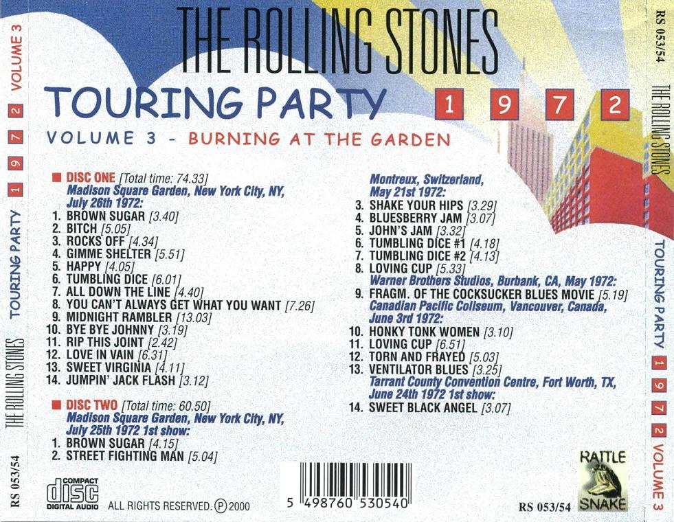 1972-06+07-Touring_Party_Bootleg-Vol 3-back