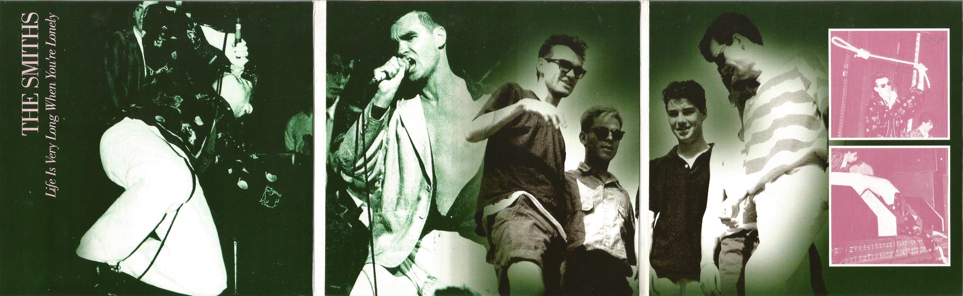 THE SMITHS – LIFE IS VERY LONG WHEN YOU'RE LONELY – ACE BOOTLEGS