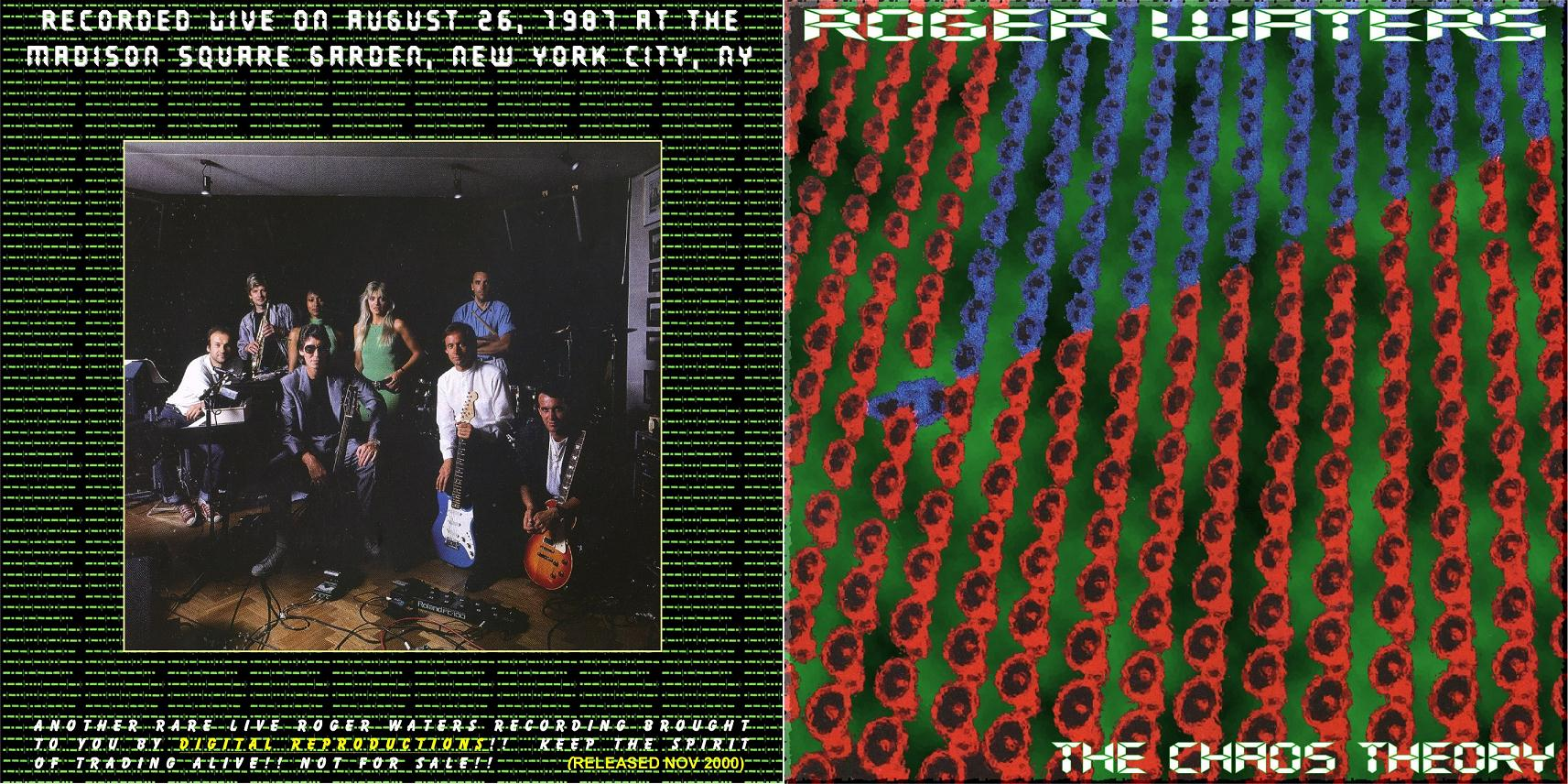 ROGER WATERS – THE CHAOS THEORY – ACE BOOTLEGS