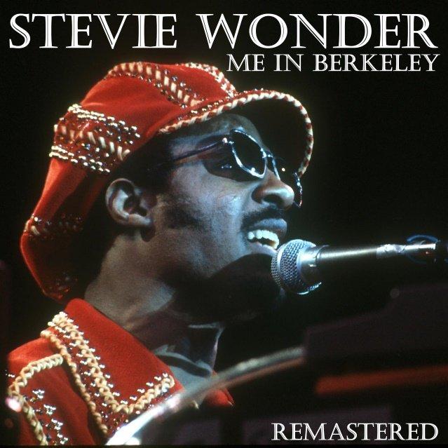 STEVIE WONDER LIVE – BERKELEY '73 – ACE BOOTLEGS