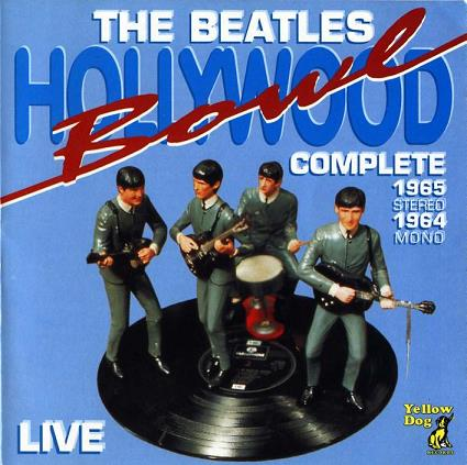 THE BEATLES – HOLLYWOOD BOWL COMPLETE 1965 & 1964 – ACE BOOTLEGS