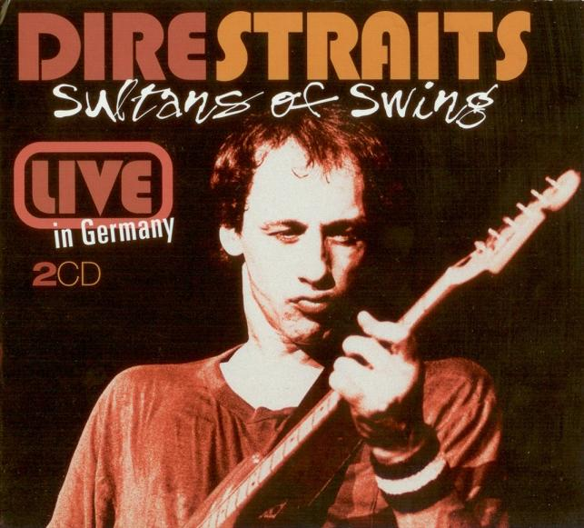 DIRE STRAITS - SULTANS OF SWING - ACE BOOTLEGS