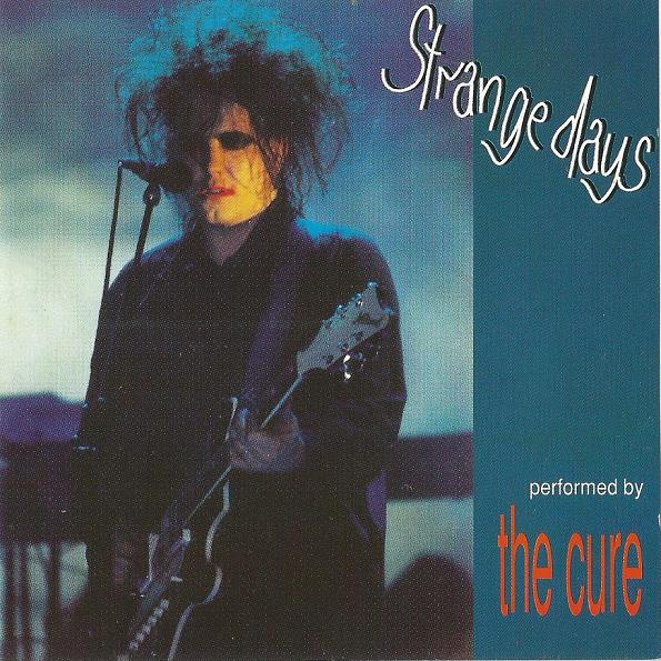 THE CURE – STRANGE DAYS – ACE BOOTLEGS