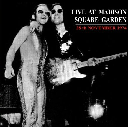 Elton John Madison Square Garden 1974 Ace Bootlegs