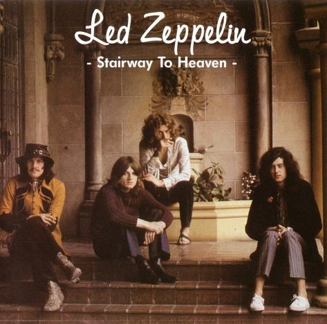 LED ZEPPELIN – STAIRWAY TO HEAVEN – ACE BOOTLEGS