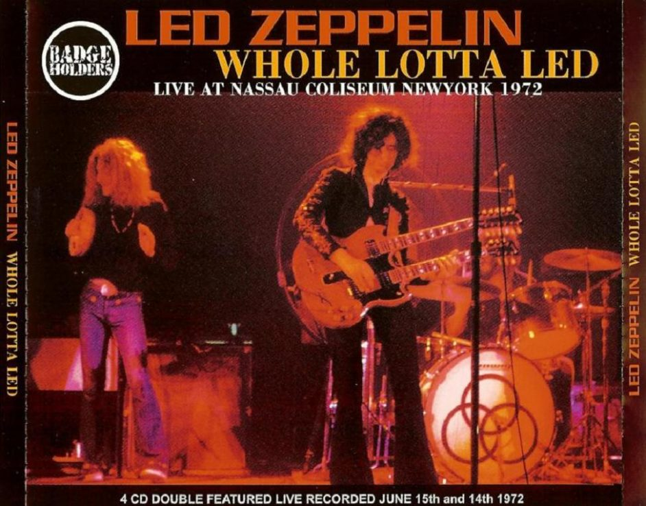 Led Zeppelin – Page 3 – ACE BOOTLEGS