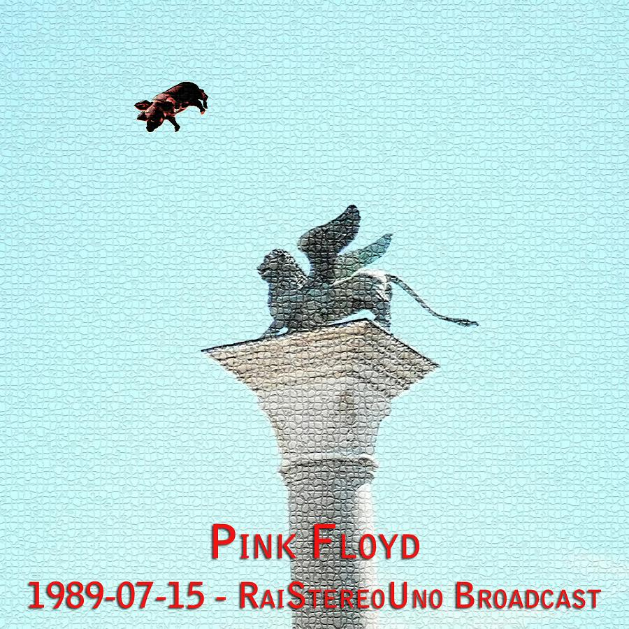 PINK FLOYD – RAI STEREO UNO BROADCAST – ACE BOOTLEGS