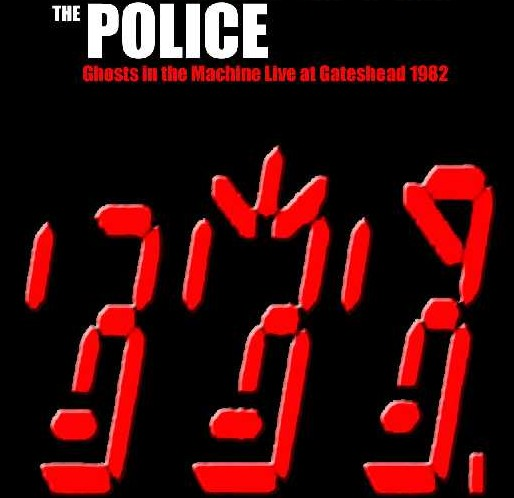 Police Invisible Sun