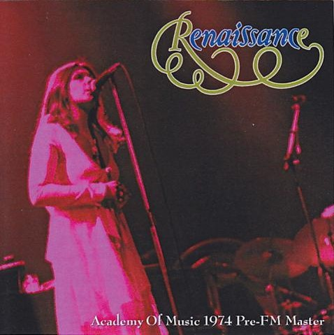 RENAISSANCE – ACADEMY OF MUSIC 1974 (PRE-FM MASTER) – ACE